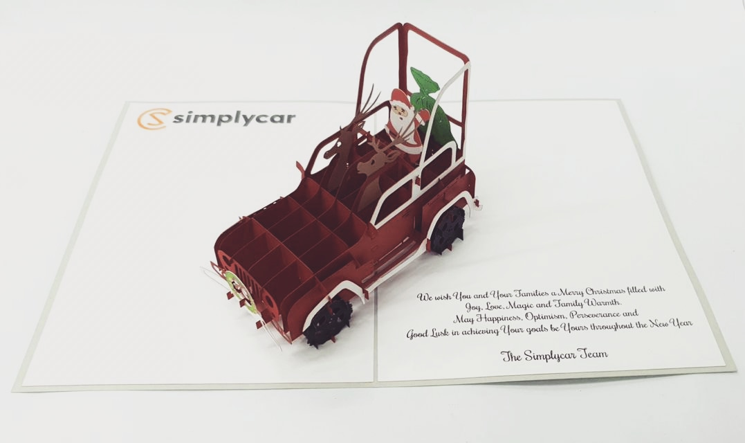 kartka simplycar